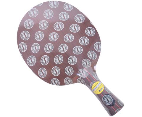 斯帝卡碳素7.6乒乓底板 (STIGA SENSE 7.6)无缝时代的强攻利器)
