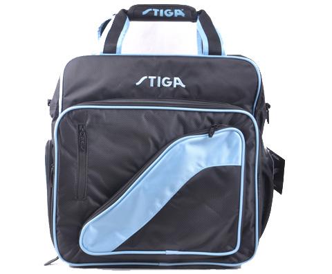 斯蒂卡stiga G1205107乒乓球包-蓝色教练方包(进阶中的爆冲蓝)