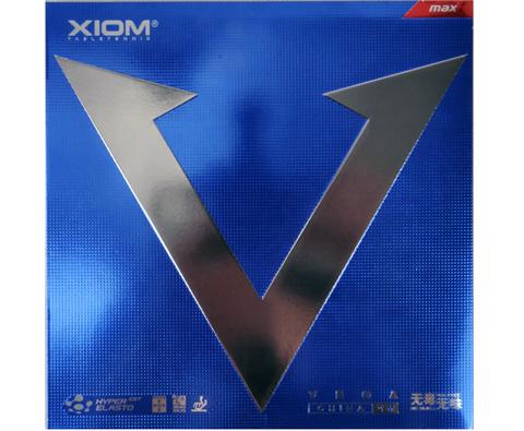 驕猛XIOM 唯佳中國 白金V(藍Vega)粘性套膠(國套之下弧圈旋轉優選) 79-024