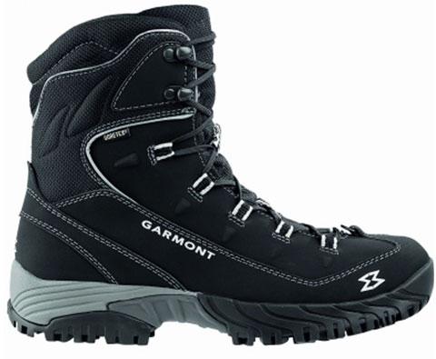 嘎蒙特 GARMONT MOMENTUM ICE LOCK GTX 男款徒步登山鞋 黑色