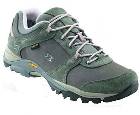 嘎蒙特 GARMONT AURORA GTX欧若拉-极光女款多功能登山鞋/徒步鞋 灰色