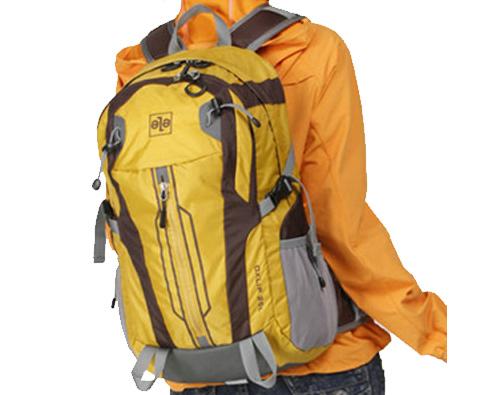 爱乐宾eleben EB-BP25001登山包 黄色