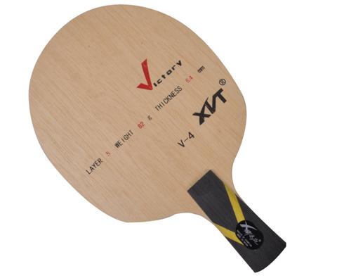 郗恩庭 V-4 乒乓球底板(入门级五木弧快底板)