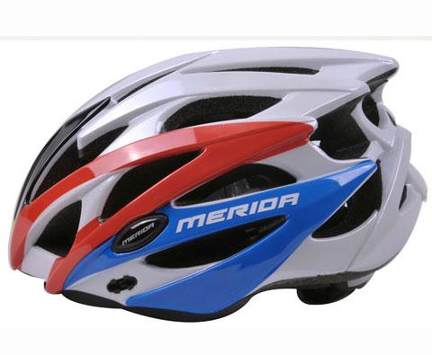 美利达MERIDA MV29-2自行车头盔 彩虹版