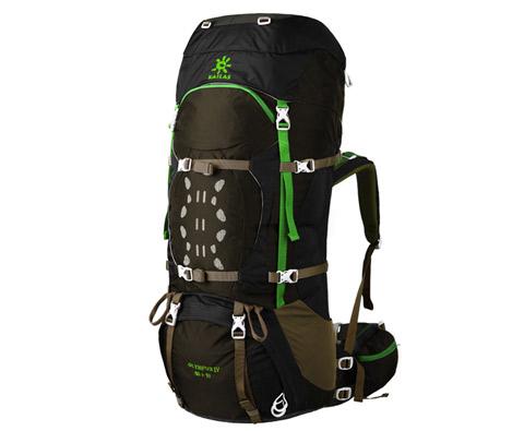 凯乐石KA20002奥林匹斯Ⅳ55+10L黑色专业登山包