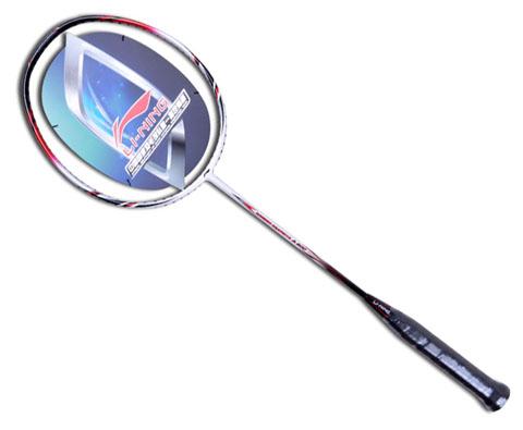 李宁CG A800羽毛球拍(给力的波浪形拍框,入门级攻守兼备好选择!)