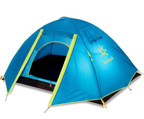 凯乐石Kailas KT300102 秋梦加强版青蓝色 双人双层三季帐篷 不会错的选择