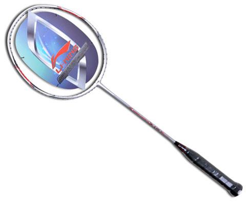 李宁CG A700羽毛球拍(给力波浪拍框,灵动自如,攻守兼备好选择!)