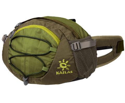 凯乐石Kailas KG808282象鱼腰包 暗绿色