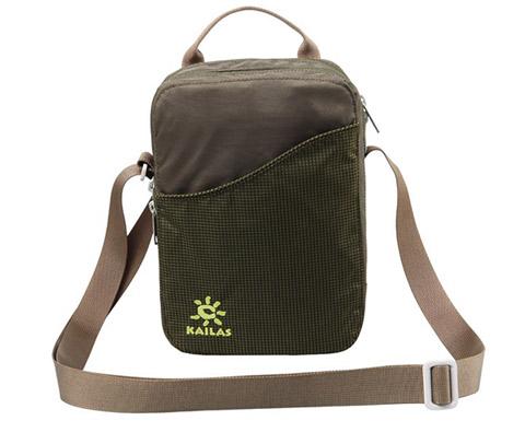 凯乐石Kailas KA50004户外休闲挎包 暗绿 很好的户外挎包