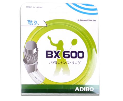 ADIBO艾迪宝BX-600羽毛球线(日本制造,挑战超佳手感!)