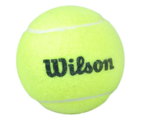 WILSON 网球 60 Trainer ball in poly bag (一袋)