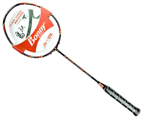 波力BONNY烏缺1982P羽毛球拍(雋永烏缺,經典呈現,廣州粵羽隊專用)
