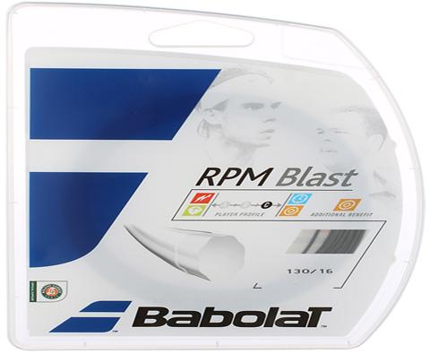 Babolat百保力 (241101)RPM Blast 16 纳达尔专用 网球线