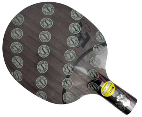 斯帝卡 紅黑碳王7.6-CR紫外線 (STIGA Carbo 7.6 CR)乒乓底板 暴力與控制的完美集合