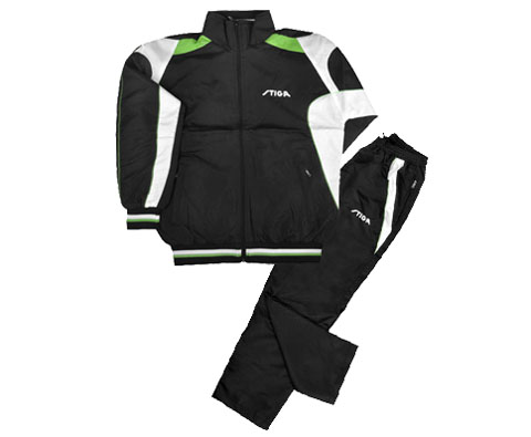 stiga 斯帝卡冬款长袖长裤 乒乓球服套装 张继科许昕等人新装备!