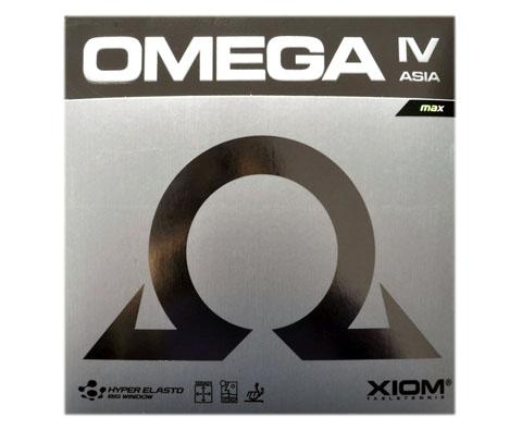 骄猛XIOM 欧米茄4 OMEGA IV 涩性内能反胶套胶 专业武器 79-018