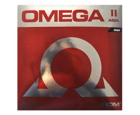 骄猛XIOM 欧米茄2 OMEGA2反胶套胶(力量型) 79-028