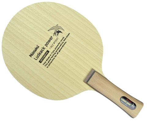 NITTAKU尼塔庫大鳥 Ludeack Power 乒乓底板