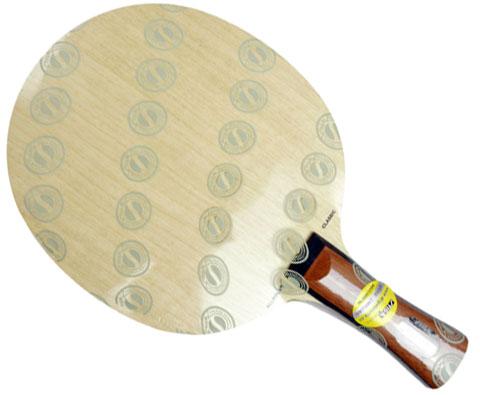 STIGA 斯帝卡AC 全能王(Allround Classic)乒乓底板 中远台全面技术