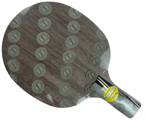 斯帝卡STIGA鋁管王乒乓底板(TUBE Aluminium WRB),劉國正曾用板