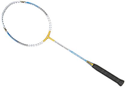 凯胜kason 羽毛球拍 Tsf100ti 蓝色款(极速进攻型,经典畅销款)