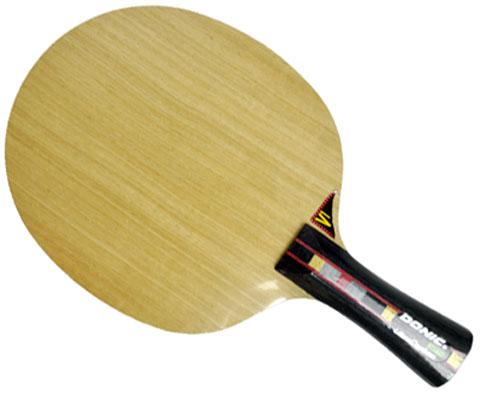 DONIC多尼克 瓦碳乒乓球底板老瓦底板(瓦尔德内尔碳素球拍3000横拍 2000直拍) Waldner Carbon