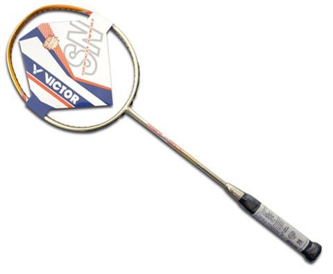 VICTOR胜利超级纳米7羽毛球拍(羽拍中的AK47 ),畅销中端羽拍