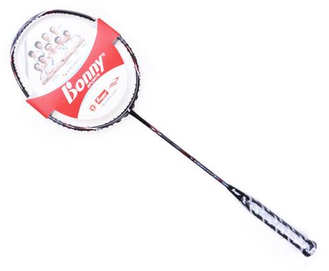 BONNY波力乌缺2013L羽毛球拍(新乌缺,新魅力,轻量化控球之选)