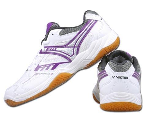 VICTOR胜利SHW503J羽毛球鞋(重量级女款羽毛球鞋)