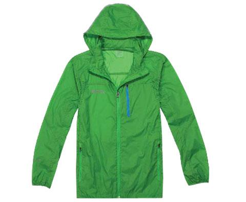 牧高笛 彩绿男式皮肤风衣NMA1316001 ,防紫外线超轻防水
