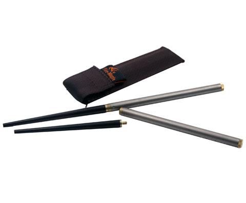 火枫钛折叠筷FMT-T17 钛木结合设计