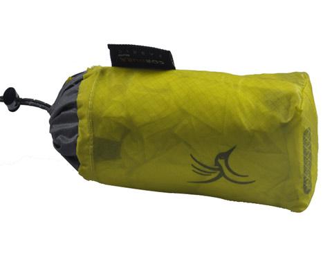 蜂鸟OD5040超轻背包罩黄色 M 便携轻量化典范