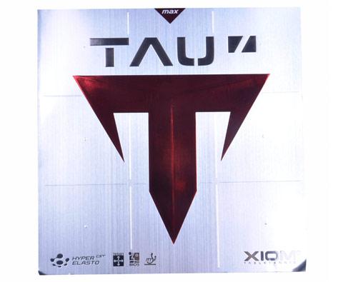 骄猛XIOM 踏舞 TAU 专业乒乓套胶(专为正手打造的粘性胶皮)