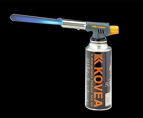 Kovea TKT-9607高温喷枪 篝火喷火枪(按压点火)火力高达1300℃