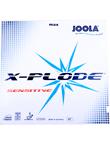 JOOLA优拉 敏锐冲锋号X-PLODE SENSITIVE(敏冲)乒乓套胶