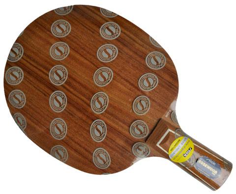 斯帝卡STIGA玫瑰7 Rosewood NCT VII乒乓底板(七层纯木,快攻弧圈打法)