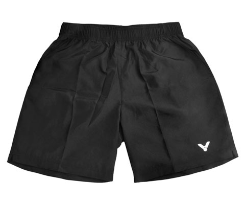 VICTOR胜利R-3097C中性款羽毛球运动短裤(针织速干短裤,透气凉爽)