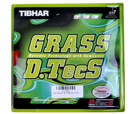 挺拔TIBHAR GRASS D.TECS草内能 进攻型 长胶单胶皮
