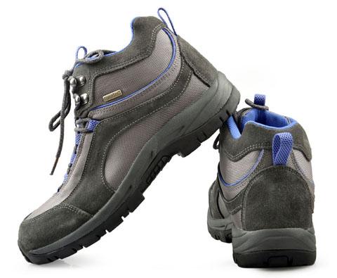 遨游仕OUNCE C20轻便型多功能中帮登山鞋 蓝灰 轻便型多功能中帮登山鞋