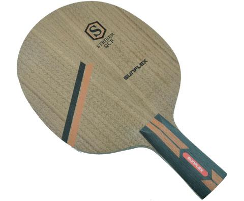 德国阳光SUNFLEX 利刃 乒乓球底板 五木四碳 快攻弧圈利器!