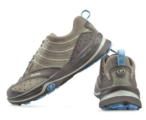 泰尼卡21216600女款越野跑鞋