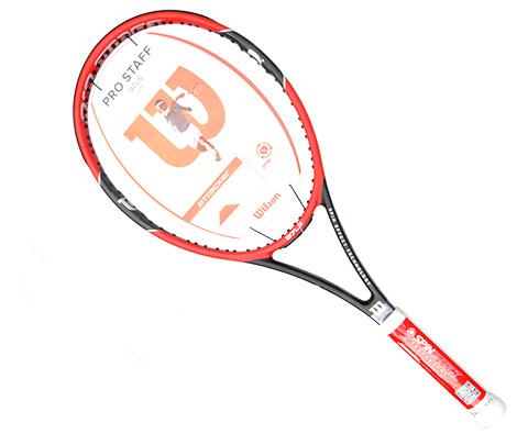 Wilson维尔胜ProStaff97LS TNS FRM2费德勒款网球拍