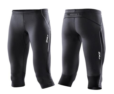 2XU Active 3/4 Tights 女款跑步紧身7分裤