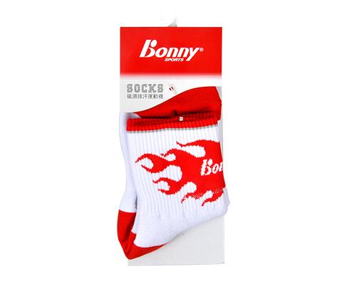 BONNY波力SK-25专业运动袜(专业球袜,超爽体验)