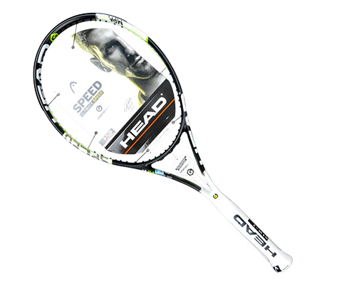 HEAD海德230655SpeedMPA网球拍(德约科维奇15赛季L5)