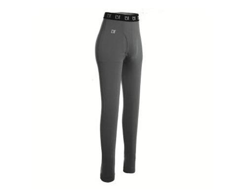 LA 1300302 男士美丽诺滑雪速干长裤 (薄)150g 黑色(精美丽诺羊毛)