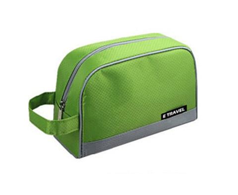 易旅 Etravel 运动户外旅行洗漱包 收纳袋 绿色