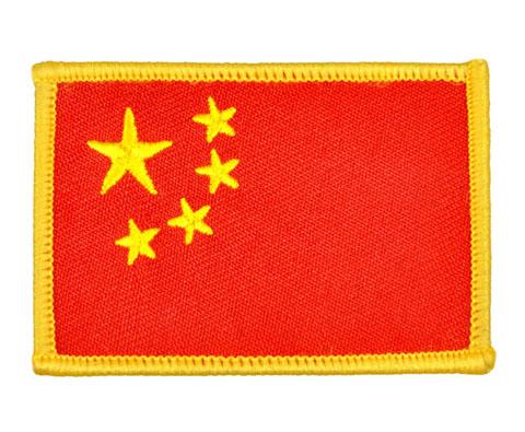 中国国家队国际大赛服款国旗衣贴(赠品,非卖品,请勿下单)