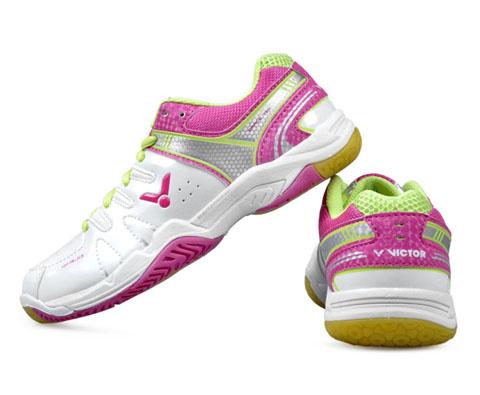VICTOR胜利威克多SH-A610LAQ女款羽毛球鞋(女王级全面型羽毛球鞋)
